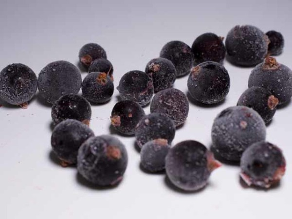 Black Currants, Frozen