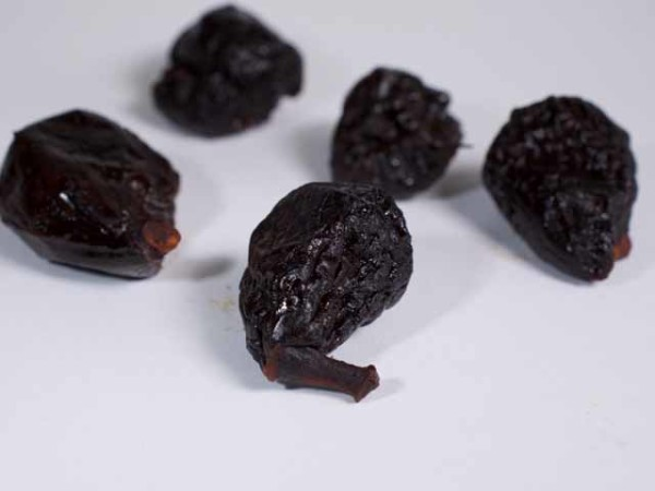 Black Mission Figs, Dried