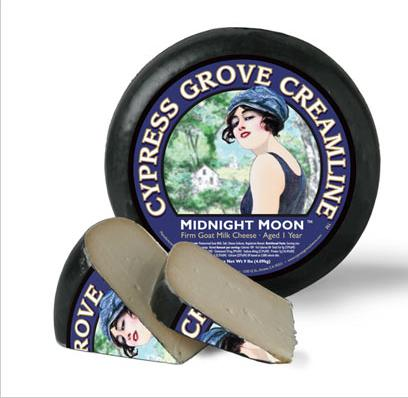 Cyprus Grove Midnight Moon (Goat Cheese)