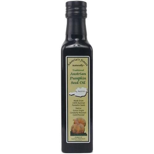 Austrian Pumpkin Seed Oil (16.9 or 8.5 oz.)