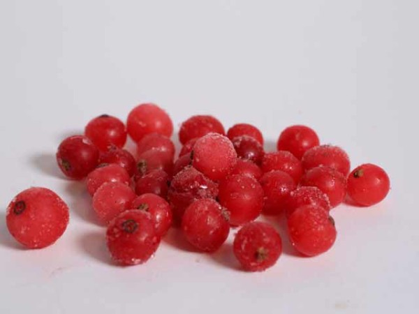 Red Currants, Frozen