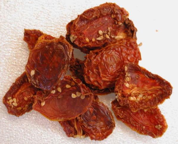 Sun Dried Tomato Halves