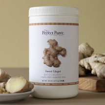 Sweet Ginger, Perfect Puree