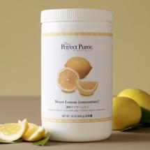 Meyer Lemon, Perfect Puree