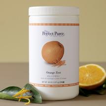 Orange Zest, Perfect Puree