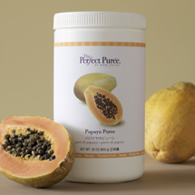 Papaya, Perfect Puree