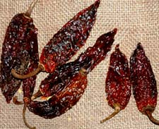 Pasilla De Oaxaca Chile, Whole