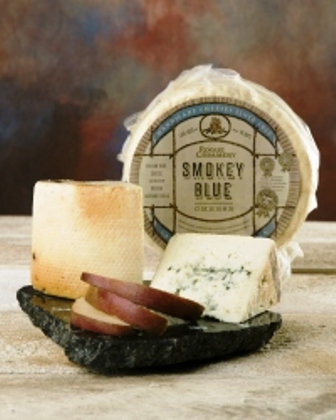 Rogue Oregon Smokey Blue Cheese Wheel