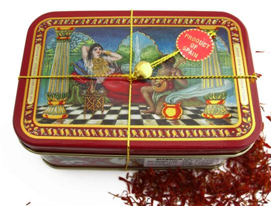 Premium Saffron (La Mancha)