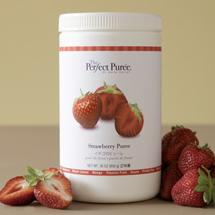 Strawberry, Perfect Puree