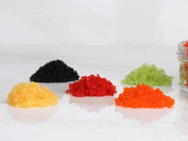 Roe, Tabiko – Black, Orange, Red or Wasabi