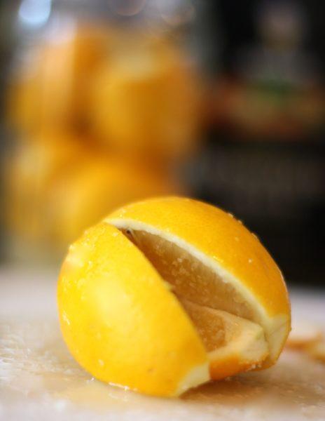 Preserved Meyer Lemon (Sweet + Salted)
