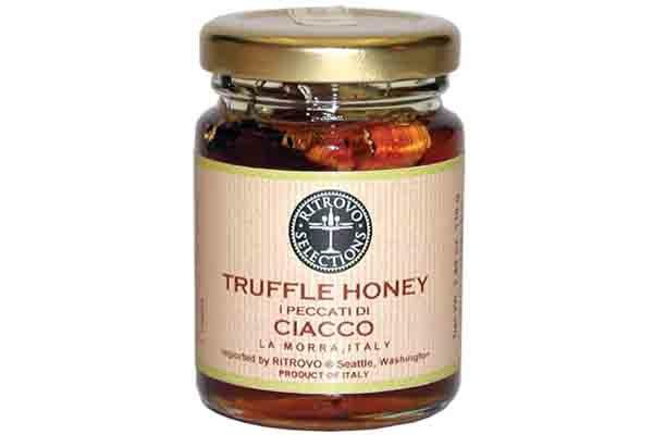 Italian Black Truffle Honey