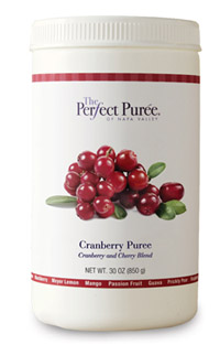 Cranberry, Perfect Puree