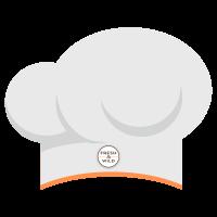 Fresh Wild Chef Hat